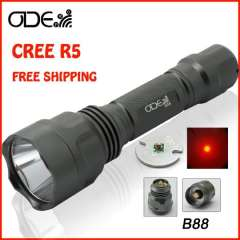 New CREE XPG R5 150LM Led Torch Light (1*18650) waterproof torch high quality flashlight torch