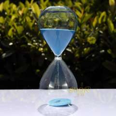 Puffs hourglass timer quality glass hourglass timer gift