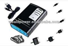 130W Portable Power Inverter DC12V inverted into AC220V