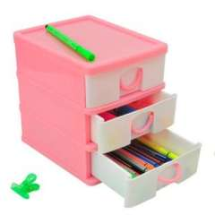 Revitalization of mini drawer storage cabinet chm8760