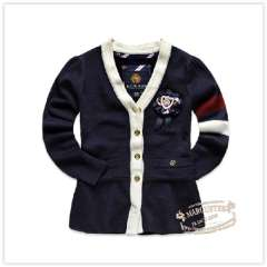 Rtw children's clothing 2012 autumn new arrival j girls clothing long design wool cardigan knitted sweater rkcm13673e