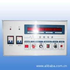 Three-phase power supply frequency stabilization 10-30KVA