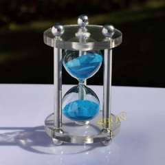 Timer time hourglass crystal gift hourglass