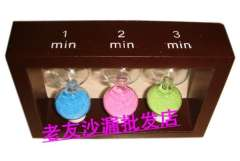 Hourglass hourglass timer wool hourglass tea set decoration hourglass
