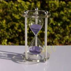 Engraved personalized hourglass gift hourglass crafts birthday memorial