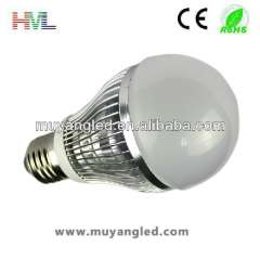 EMC, LVD -Listed Dimmable 7W LED BULB LAMP