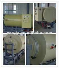 spinneret plate cleaning equipment