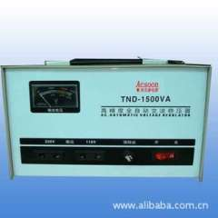 Precision purifying AC power supply
