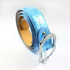 2010 New | Ms. Buckle Belt / Belt | Blue