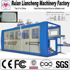 2014 Advanced thermocol plate making machine