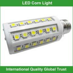 smd 5050 e27 corn led light bulb 15w warm white