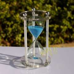 Lettering quality crafts the timer hourglass Large memorial hourglass