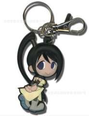 Japan's popular comic book super cute cartoon logo keychain | PVC environmentally friendly materials | Guangdong-made | to map