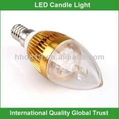 China factory wholesale 3w 5w led candle bulb