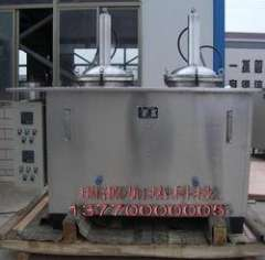 chemical fiber TEG cleaning furnace