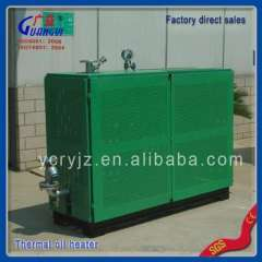 2500KW Thermal Fluid Filled Heating Heater, 2500KW Thermic Fluid Heater