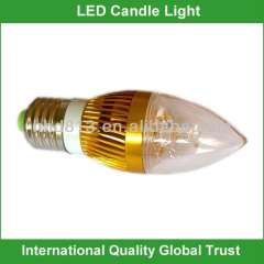 High quality e27 led candle light