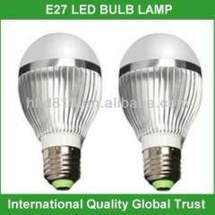 High power 5w e27 led bulb