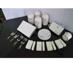 Wholesale G1 GSM SMS Home Alarm System