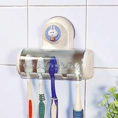 He smoked wall 5 tooth brush holder bathroom set