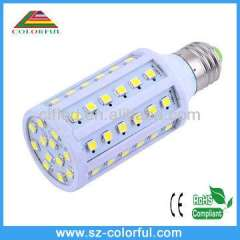 52pcs 5050smd new design b22 smd 5050 led corn light bulb