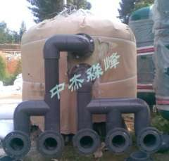 High Speed ​​Sand filters