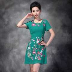 2013 European big names | Spring and summer heavy embroidered dresses | Entities join (Q13117)