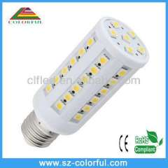 54pcs 5050smd new design dimmable led corn light