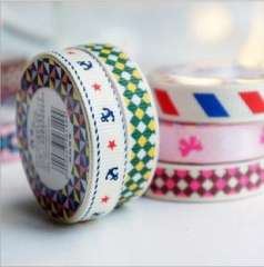 Korea stationery cloth tape gift packaging diy decoration tape stickers