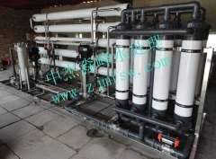 Complete ultrafiltration reverse osmosis equipment
