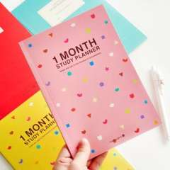 Stationery this month plan 4