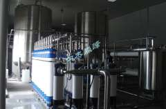 Health water ultrafiltration equipment