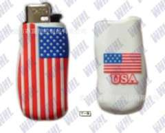 Supply of new advertising promotional gifts Silicone lighter sets wholesale supply outlet