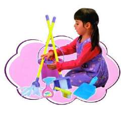 Children 's play toy scene - Simulation Ware six sets (XS-08056)