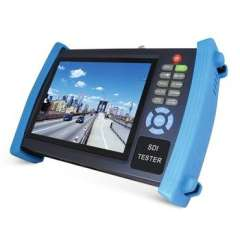 TVC-T360S 7 inch HD-SDI Composite CCTV Monitor Tester With Power Out - UK Plug