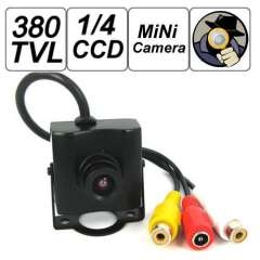 Wholesale Small Size CMOS Color Camera with 1\4 Video Sensor