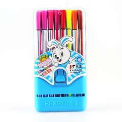 24 ( 1001-24 ) color randomly loaded Stupid Rabbit painting watercolor pen color