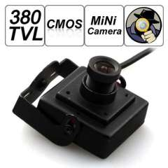 Wholesale Low Power 380 TV Lines Light Weight CMOS Color Camera