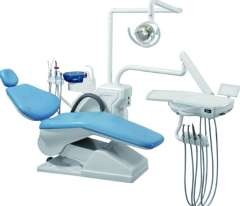 2013hot Sale Inexpensive Medical Device Sky Bule Dental Chair With CE & ISO Approval