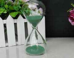 Hourglass puffs hourglass timer prize gift
