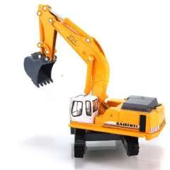 Full alloys | excavator / excavator | Construction car | shatterproof strong | alloy car toy