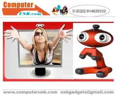 3D Webcam Stereo Vision PC Camera