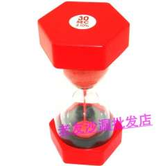 Large hourglass kitchen timer broken hourglass red hourglass reminder timer