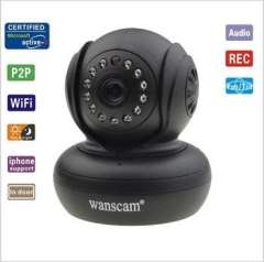 Wholesale Wireless WiFi Network Webcam IP Camera