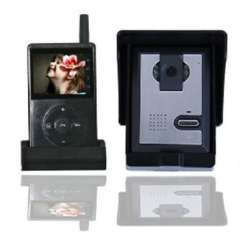 Wholesale 3.5inch LCD Wireless Color Video doorphone intercom system