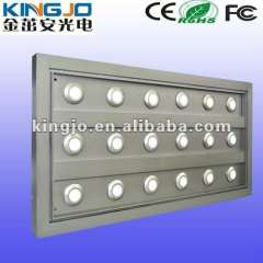 High brightness 18*3W led jewelry light for jewelry display with Patent