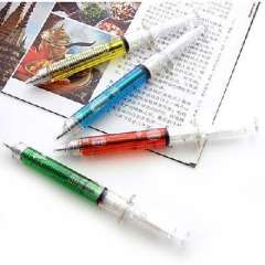 Korean pop novelty entire toy injection ballpoint | Color Random