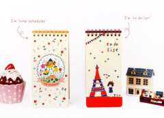 Min order $10 Free shipping Painting drawing Diet Planner Book memo pad