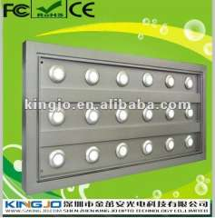 High brightness 18*3W led ceiling panel light for lighting jewelry with Patent