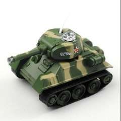 The latest toy mini models | Remote simulation model tank on the 7th (49MHz) meters color